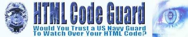 Thumbnail *HOT!* H T M L Code Guard