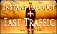 Thumbnail *HOT!* Instant Productand Fast Traffic