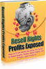 Thumbnail *HOT!* Resell Rights Profits Exposed Master Resell Rights