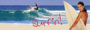 Thumbnail *HOT!* Surfing Word Press Theme