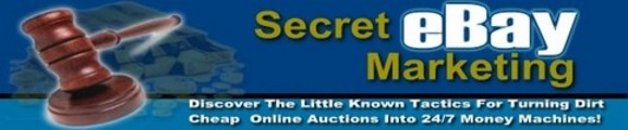 Thumbnail *NEW!* The Secret Ebay Marketing Technique