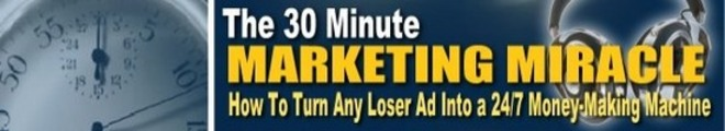 Thumbnail *HOT!* The 30 Minute Marketing Miracle