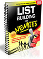Thumbnail *HOT!* List Building For Newbies
