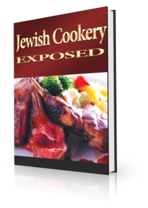 Pay for *HOT!* Jewish Cookery Exposed