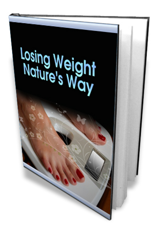 Pay for *HOT!* Losing Weight Natures Way