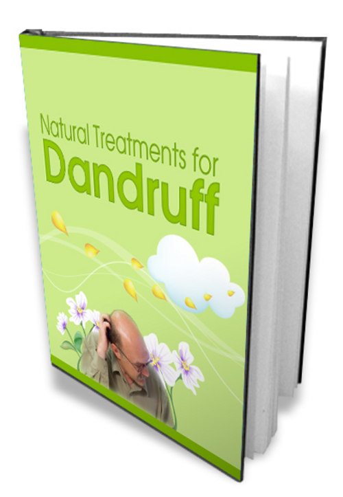 Pay for *HOT!* Natural Treatments For Dandruff
