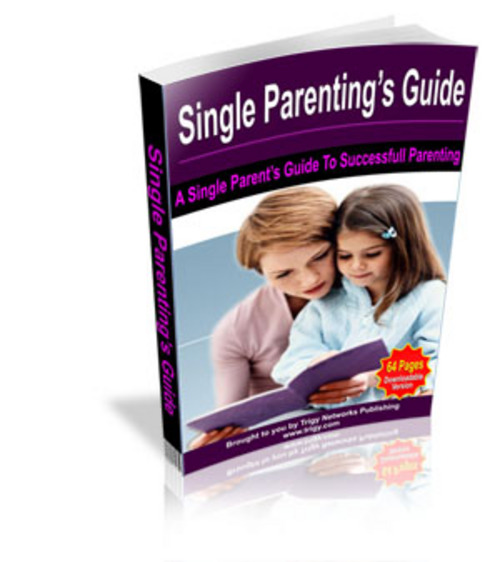 Pay for *HOT!* Single Parentings Guide
