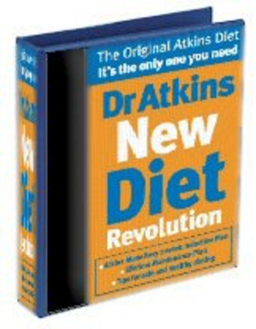 *HOT!* Atkins Diet Revolution - Download eBooks