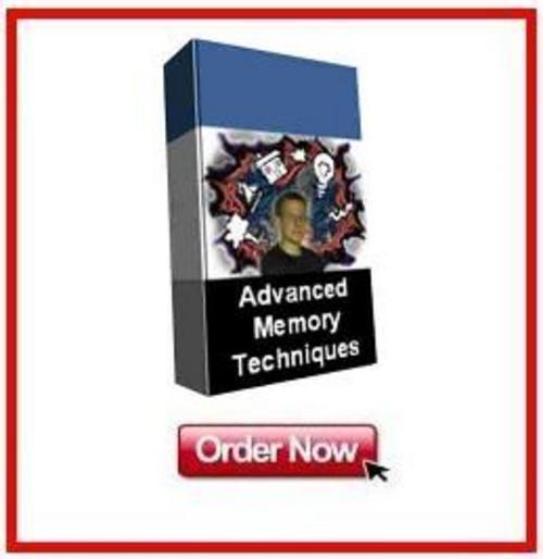 Advanced Memory Techniques - Free ... - download.cnet.com