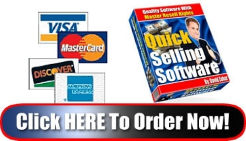Software selling website template