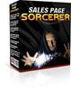Thumbnail Sales Page Sorcerer
