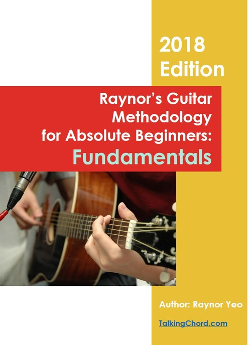 Pay for Raynors Guitar Methodology for Absolute Beginners 2018