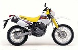 Thumbnail SUZUKI DR250 DR350 BIKE 1990-1994 WORKSHOP SERVICE MANUAL