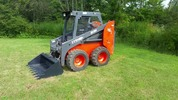 Thumbnail THOMAS SKID STEER 175 1700 WORKSHOP SERVICE  & PARTS MANUAL