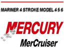 Thumbnail MERCURY MARINER 4 STROKE MODEL 4 5 6 WORKSHOP SERVICE MANUAL
