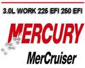 Thumbnail MERCURY MERCRUISER 3.0L WORK 225 250 SERVICE REPAIR MANUAL