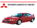 Thumbnail MITSUBISHI LANCER EVO 6 1999-2001 REPAIR SERVICE MANUAL