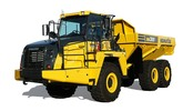 Thumbnail KOMATSU HM300-3 ARTICULATED TRUCK WORKSHOP REPAIR MANUAL