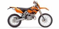 Thumbnail KTM 125 SX 200 EXC BIKE ENGINE REPAIR SERVICE MANUAL