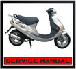 Thumbnail KYMCO BUG VIBE 50 ZX50 SCOOTER WORKSHOP SERVICE MANUAL