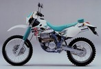 Thumbnail KAWASAKI KLX 250 250R 1993-1996 BIKE WORKSHOP SERVICE MANUAL