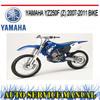 Thumbnail YAMAHA YZ250FZ 2007-2011 BIKE WORKSHOP REPAIR SERVICE MANUAL