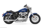 Thumbnail HD 1200 CUSTOM XL1200C BIKE 2014-17 WORKSHOP SERVICE MANUAL