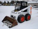 Thumbnail BOBCAT 843 843B SKID STEER LOADER WORKSHOP SERVICE MANUAL