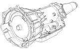 Thumbnail BTR 93 97LE FORD AUTO TRANSMISSION WORKSHOP SERVICE MANUAL