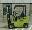 Thumbnail CLARK G127 GP127 GCS GPX FORKLIFT WORKSHOP SERVICE MANUAL