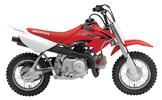 Thumbnail HONDA CRF50F CRF 50F BIKE 2004-2015 WORKSHOP SERVICE MANUAL