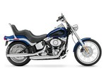 Thumbnail HD SOFTAIL CUSTOM FXSTC 2007-2010 WORKSHOP SERVICE MANUAL