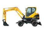 Thumbnail ROBEX R60W-9S R60W9S MINI EXCAVATOR WORKSHOP SERVICE MANUAL