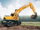 Thumbnail ROBEX R130W-3 WHEEL EXCAVATOR WORKSHOP SERVICE MANUAL