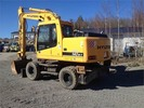 Thumbnail ROBEX R140W-7 WHEEL EXCAVATOR WORKSHOP SERVICE MANUAL