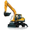 Thumbnail ROBEX R140W-9S WHEEL EXCAVATOR WORKSHOP SERVICE MANUAL