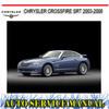 Thumbnail CHRYSLER CROSSFIRE SRT 2003-2008 WORKSHOP SERVICE MANUAL