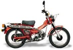 Thumbnail CT110 CT90 POSTIE BIKE 1978-2005 WORKSHOP SERVICE MANUAL