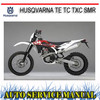 Thumbnail HUSQVARNA TE TC TXC SMR 2008-2009 BIKE REPAIR SERVICE MANUAL