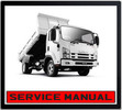 Thumbnail FRR F SERIES 6HE1 6HK1 TC 1997-2003 WORKSHOP SERVICE MANUAL