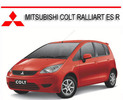 Thumbnail COLT RALLIART ES R 2003-2011 WORKSHOP SERVICE MANUAL