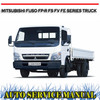 Thumbnail FUSO FP-R FS FV FE SERIES TRUCK WORKSHOP SERVICE MANUAL