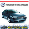Thumbnail BORA A4 JETTA 1999-2005 WORKSHOP REPAIR SERVICE MANUAL