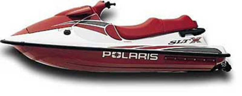 POLARIS WATERCRAFT ALL MODELS WORKSHOP SERVICE MANUAL on