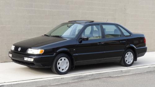 Volkswagen Passat 1995-1997 Workshop Service Repair Manual