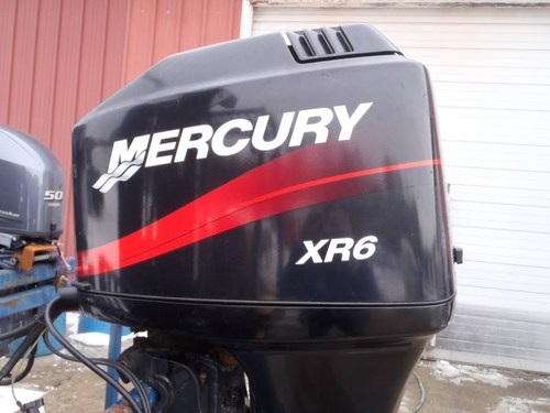 mercury mariner outboard 150hp xr6 efi magnum iii full service repair manual 1992 onwards