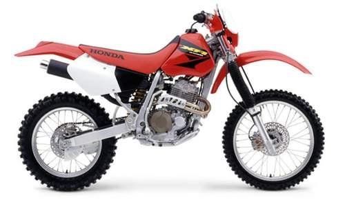honda xr400r xr 400r 1996 2004 bike workshop service manual downl