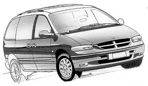 Pay for CHRYSLER VOYAGER 1996-2000 WORKSHOP SERVICE REPAIR MANUAL