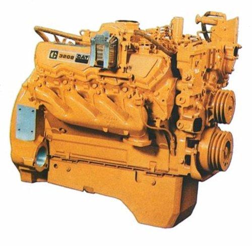 caterpillar cat 3208 diesel engine workshop service manual downlo