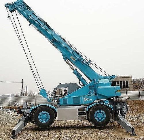 kobelco rk250 3 rough terrain crane workshop service manual downl